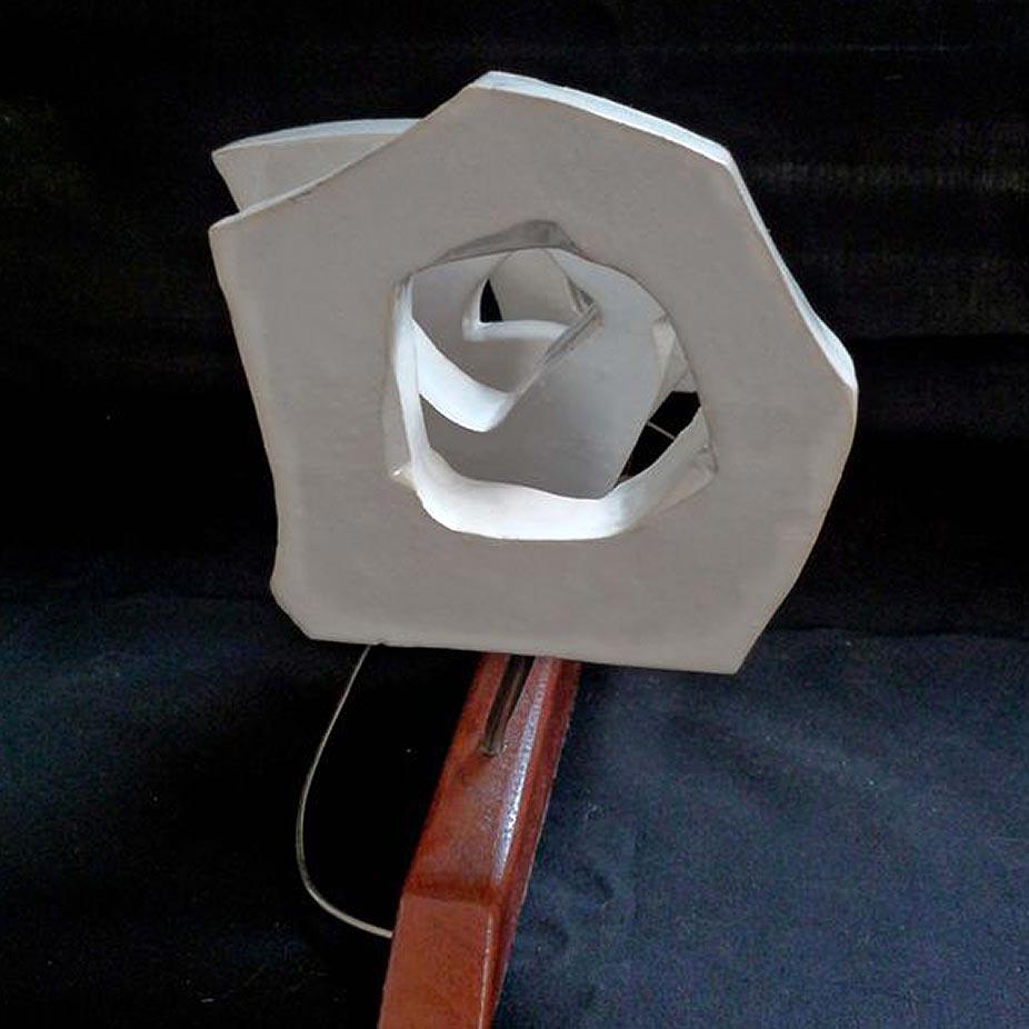 © Stéphane DESELLE - Sculpteur - Sans-titre, série Espace 1