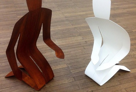 © Stéphane DESELLE - Sculpteur - série Les ombres